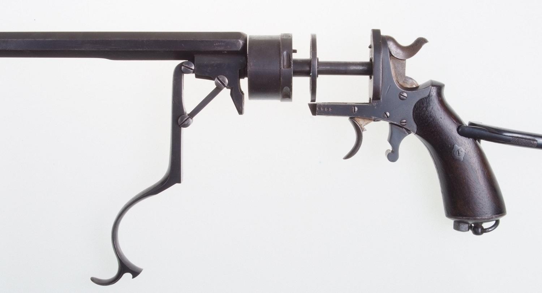 Револьвер Галан Спортсмен (кликните по изображению, чтобы увидеть фото полного размера)