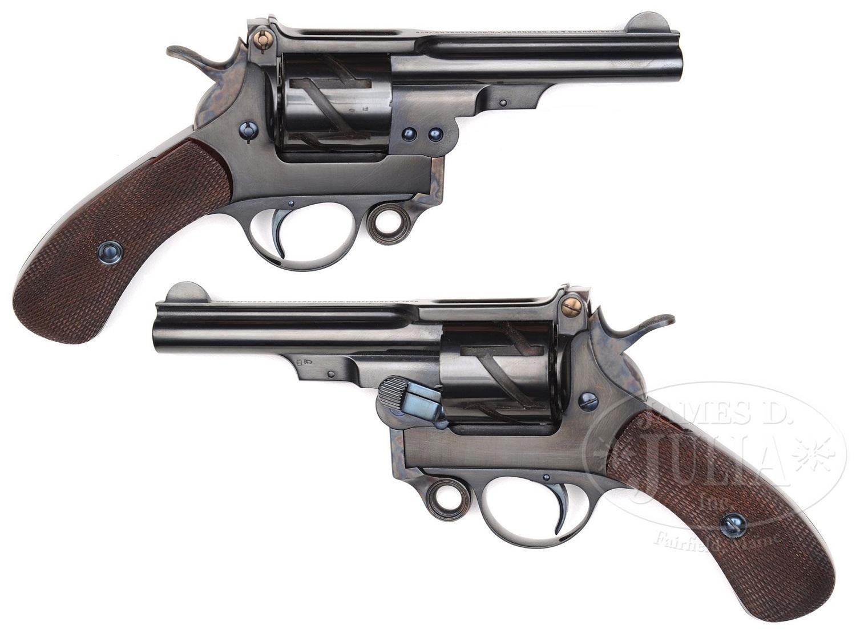 Mauser Model 1878 revolver in 32 caliber