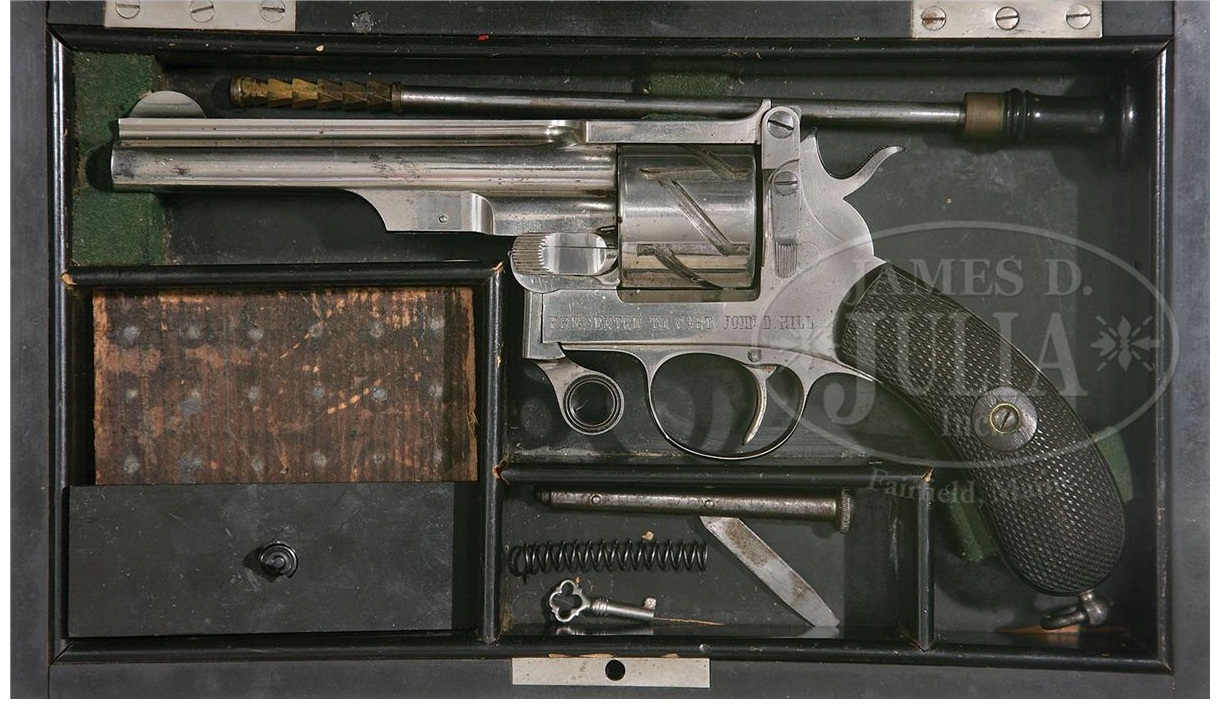 Mauser Zig Zag 1878 model hinged-frame