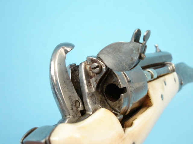Pin-Fire Knife Revolver