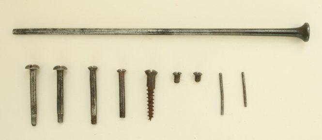 Французский кремневый пистолет образца 1763/66 года