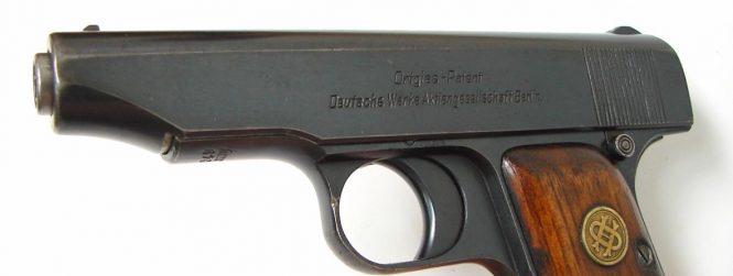 Ortgies pistol Third Variant
