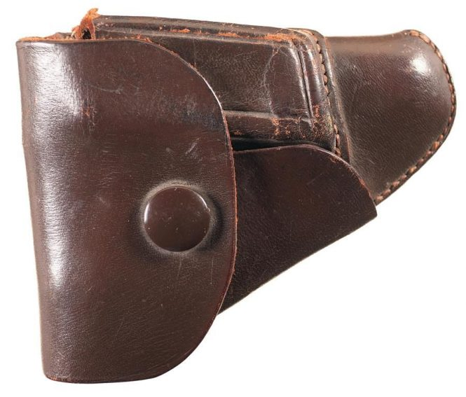 Mauser WTP II holster