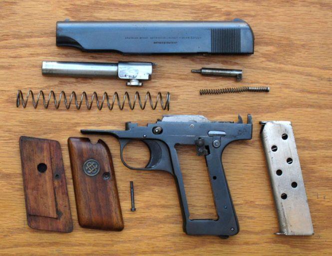 Ortgies pistol
