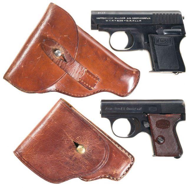 Mauser WTP - Westen Taschen Pistole