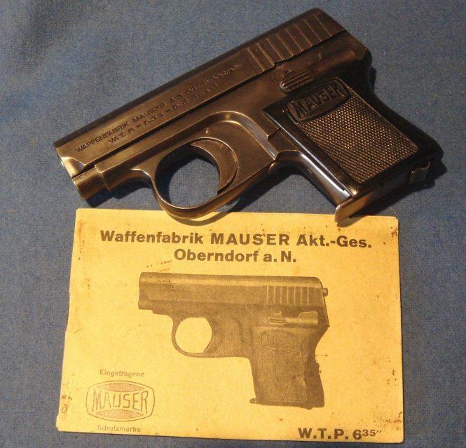 Mauser WTP I