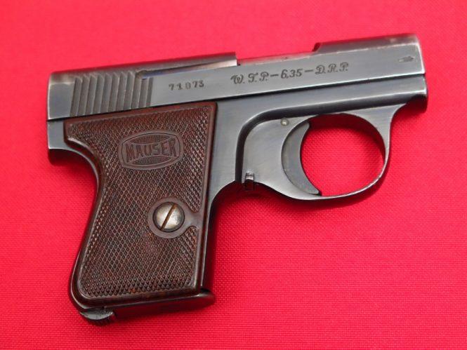 Mauser WTP II