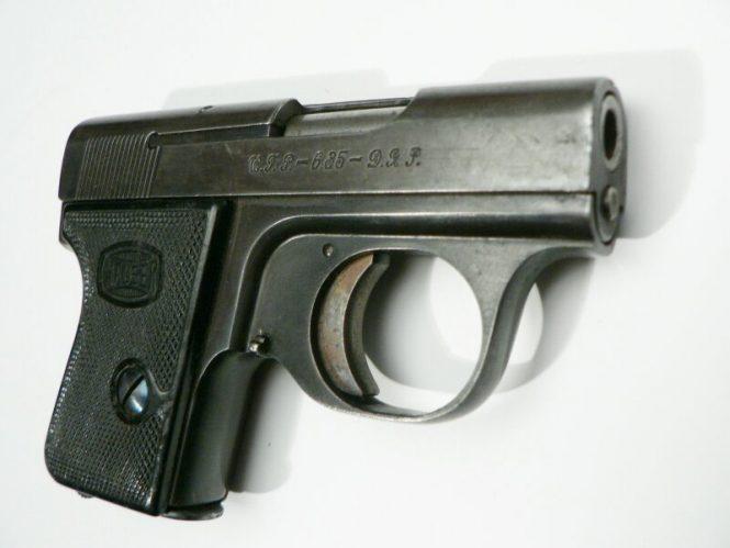 Mauser Westen Taschen Pistole 2