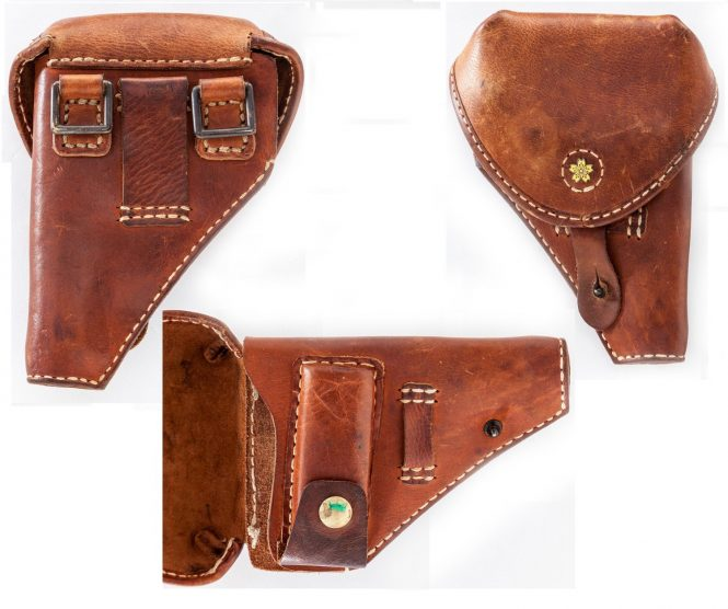 FN Browning 1910 holster
