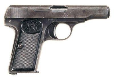 Пистолет Браунинг образца 1910 года