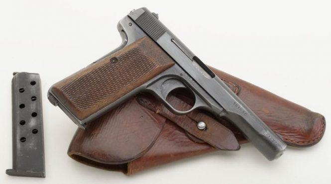 Пистолет Браунинг образца 1922 года