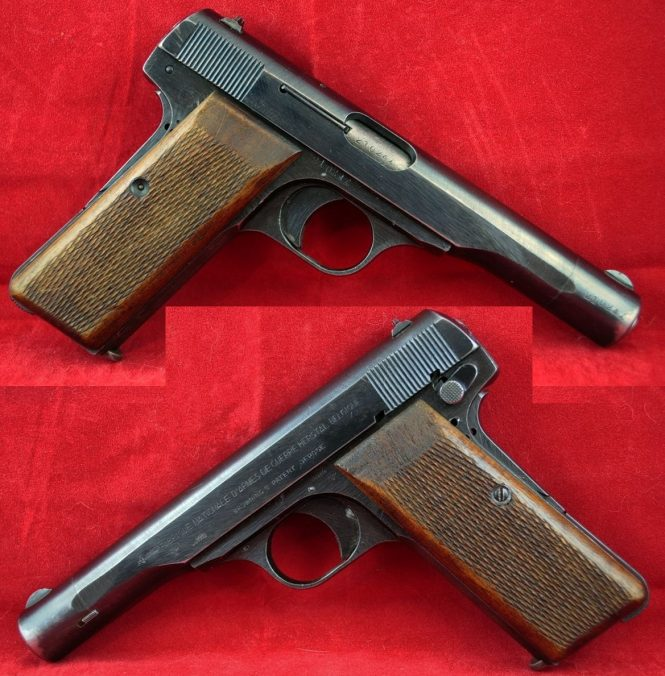 FN Browning Modell 1922 Pistol nazi production 3nd Variation, WaA140