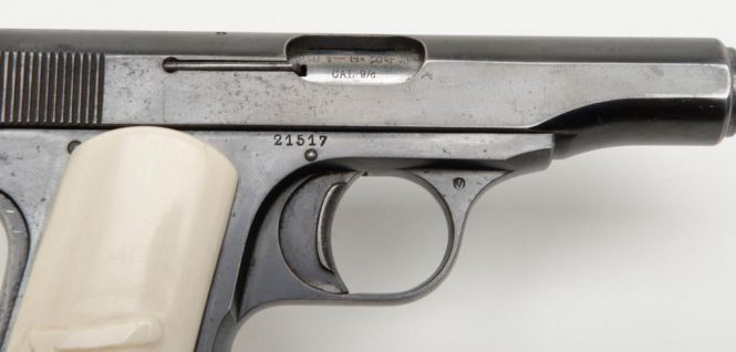 FN Browning 1910 9mm Short (.380)