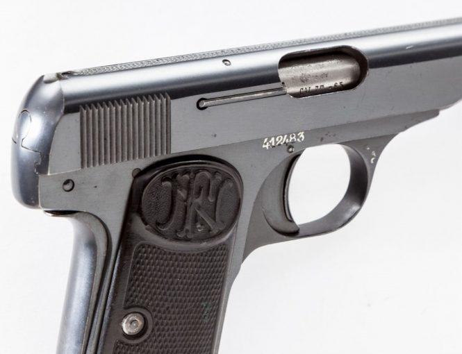 Пистолет Браунинг 1910