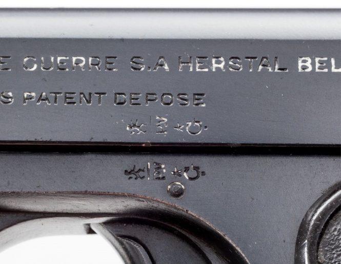 FN Browning Modell 1910 Pistol
