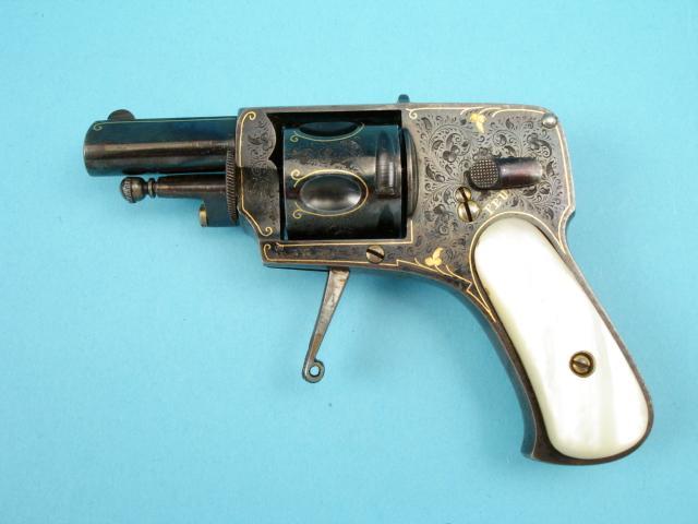 Velodog revolver А. Francotte