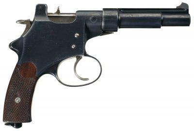 Halbautomatische Repetierpistole Sistem Mannlicher M1894