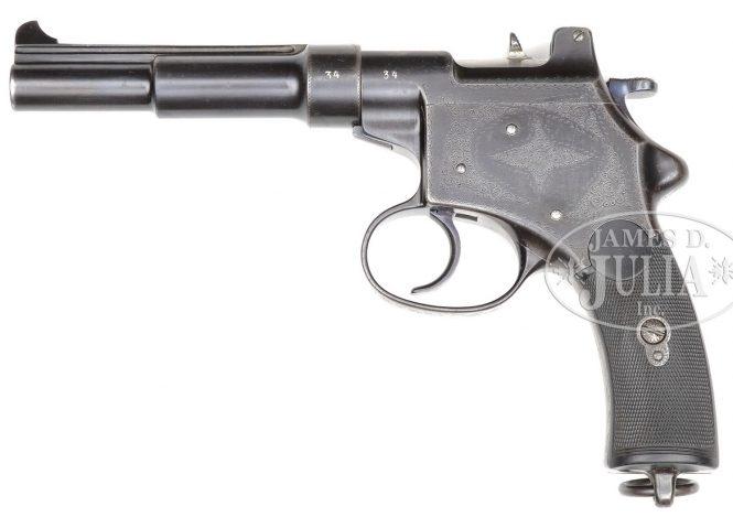 Mannlicher M1894 Truppenversuch 1897