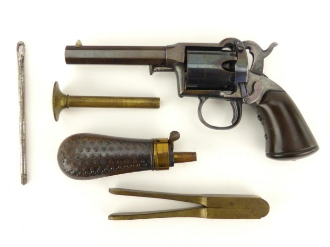 Remington-Beals First Model Pocket Revolver