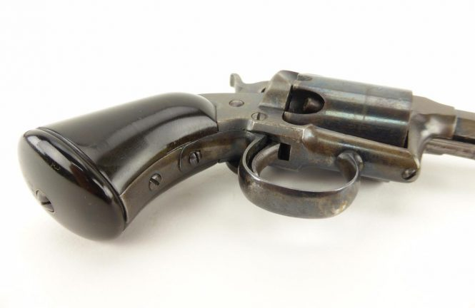 Remington-Beals 1st Model Pocket revolver, Issue 2