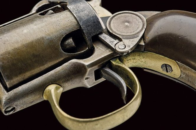 Remington-Beals 1st Model Pocket revolver, Issue 5