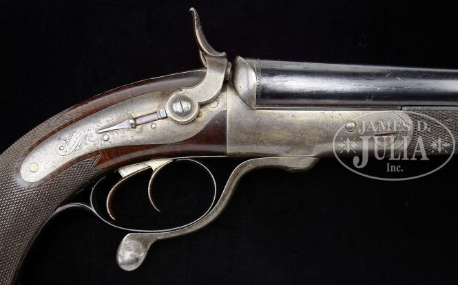 Howdah Pistol