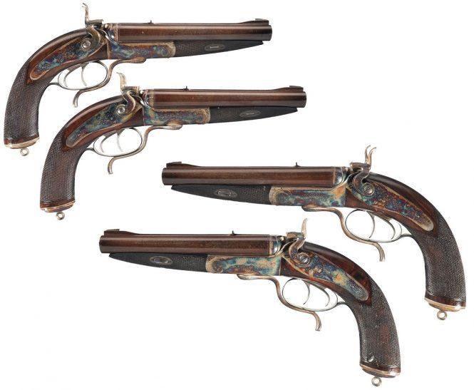 Howdah Pistols