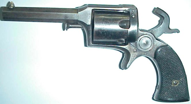 Remington-Beals Second Model Pocket Revolver