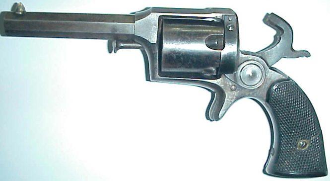 Remington-Beals Second Model Pocket Revolver