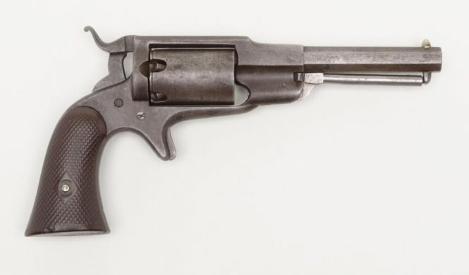 Remington-Beals Third Model Pocket Revolver
