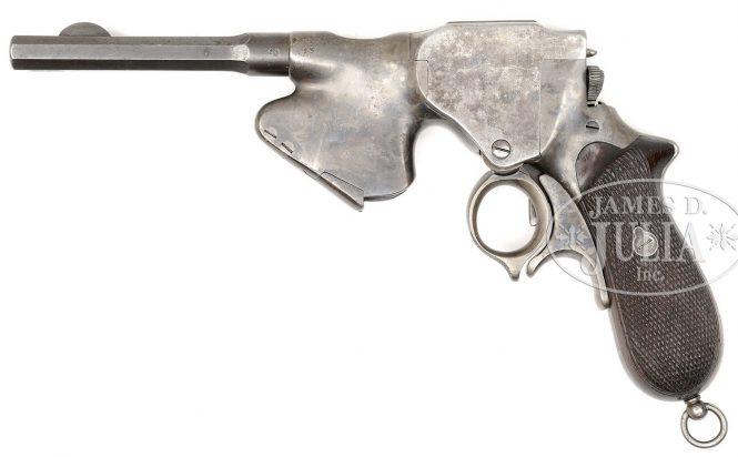 Пистолет Лаумана образца 1891 года