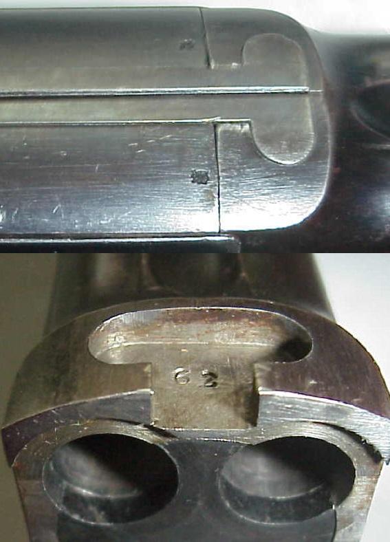 Martin Mitrailleuse Four Barrel Pistol
