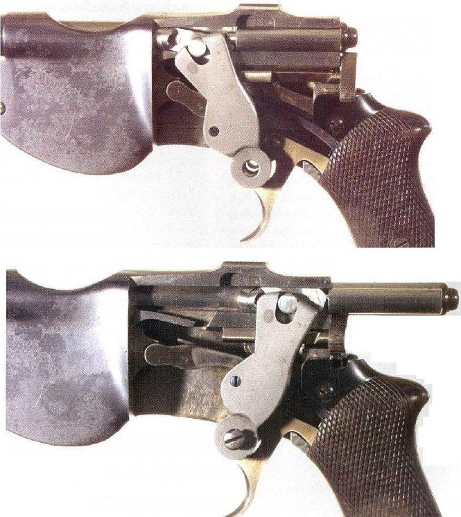 Schonberger-Laumann Semiautomatic Pistol