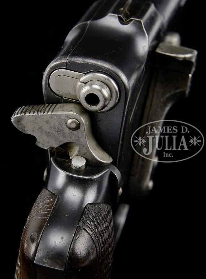 Schönberger-Laumann Model 1894 Semiautomatic Pistol