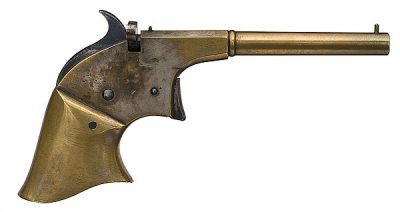 Remington-Rider Single Shot Deringer