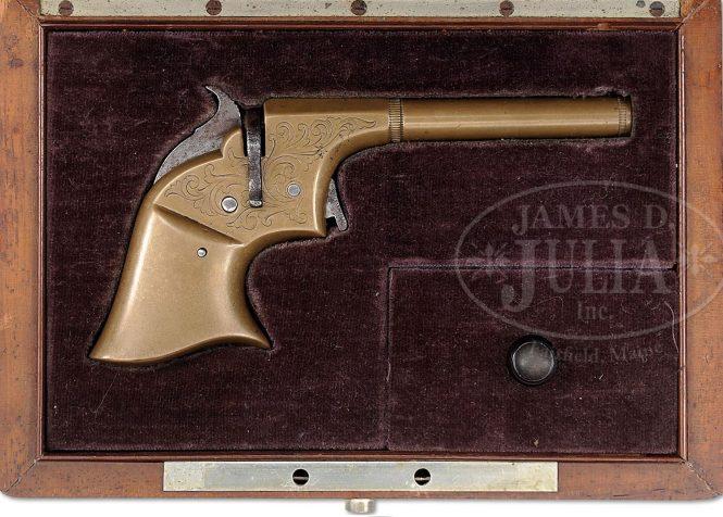 Remington-Rider Single Shot Deringer