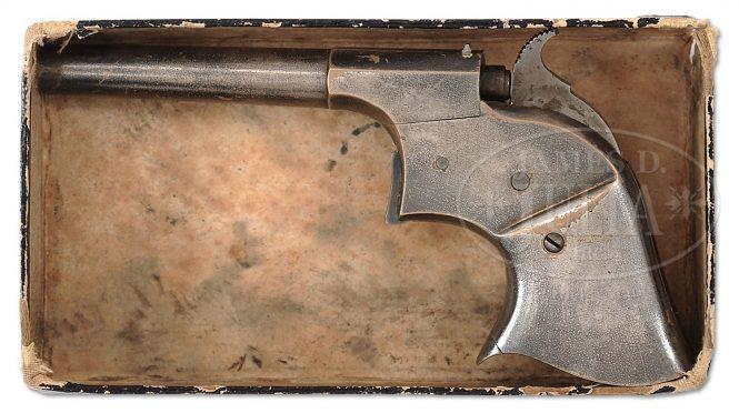 Remington-Rider Single Shot Deringer with orig box