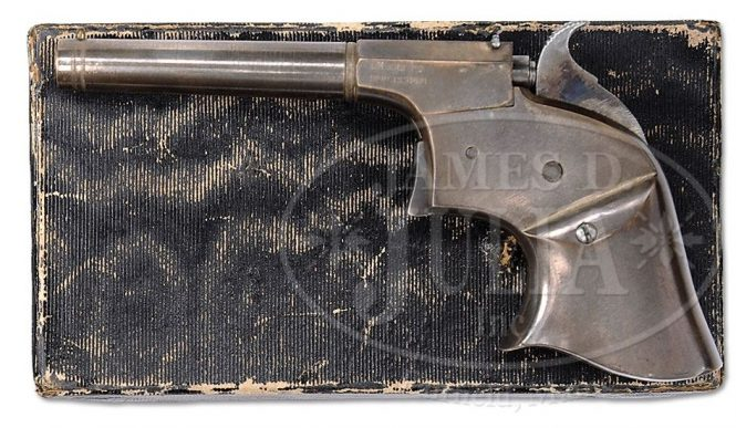 "Remington ""Parlor Pistol"" Derringer"