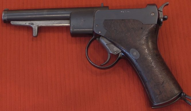 Salvator Dormus Semiautomatic Pistol