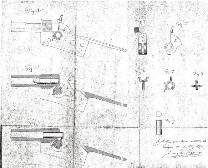 Patent Nagant №29046