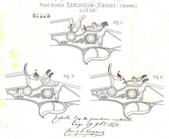 Patent Nagant №31225