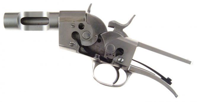 Пистолет Ремингтон ролин блок