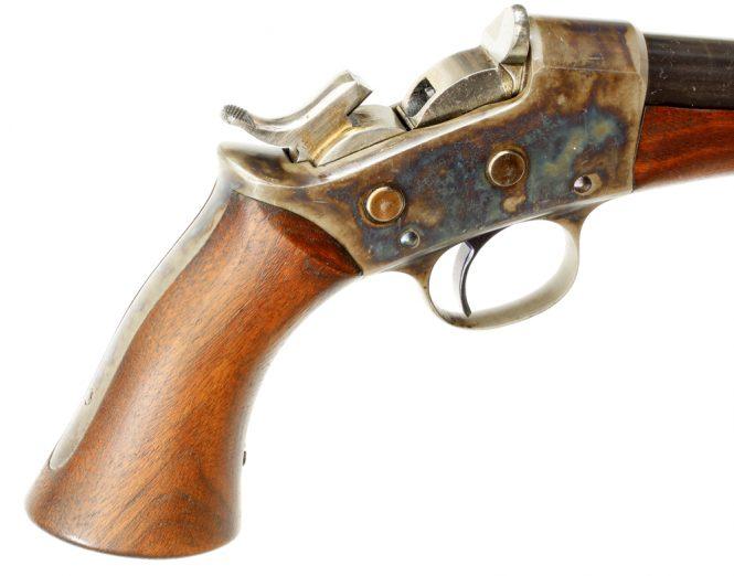 Пистолет Ремингтон армейский образца 1871 года с поворотным затвором