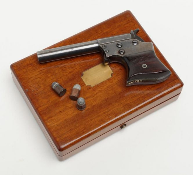 Remington Vest Pocket Pistol with box