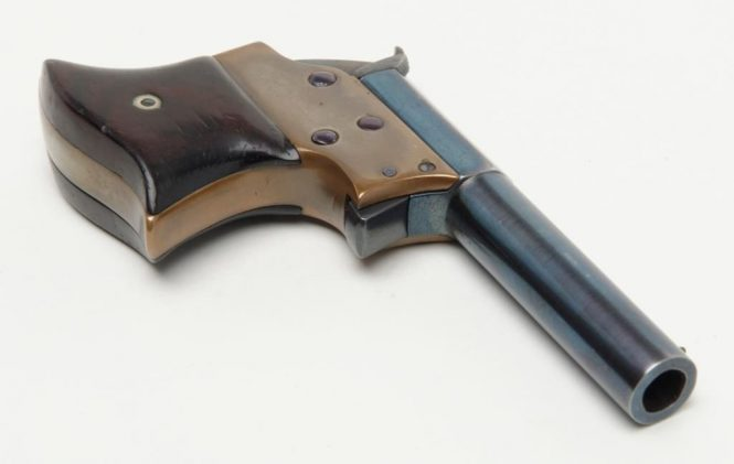 Remington Saw Handle Derringer, .30 cal