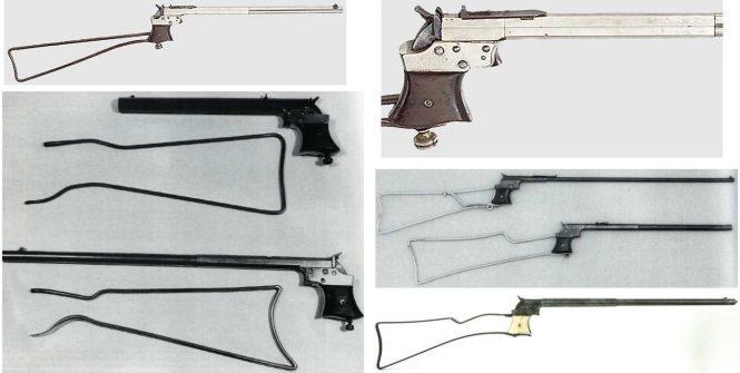 Remington Vest Pocket Bicycle Rifle
