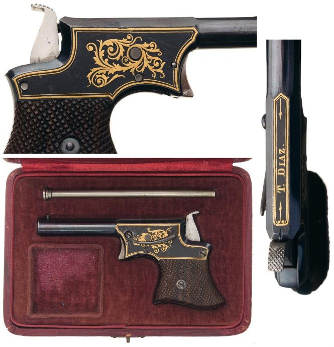 Look-alike Remington Vest Pocket Pistol