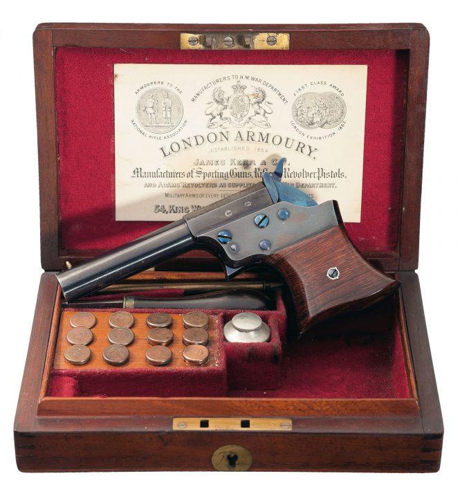 Карманный пистолет Ремингтон