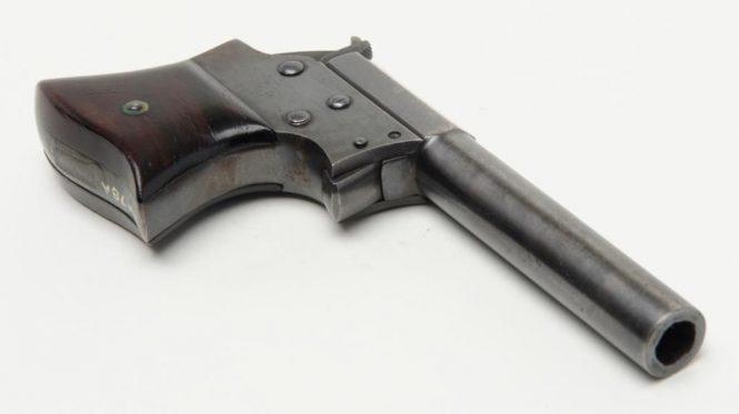 Remington Saw Handle Derringer, .32 cal