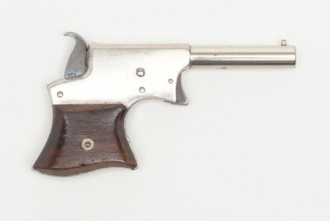 Карманный пистолет Ремингтон №1 .22 калибра